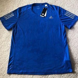 Men's LARGE Adidas Climacool T-Shirt, BNWT!